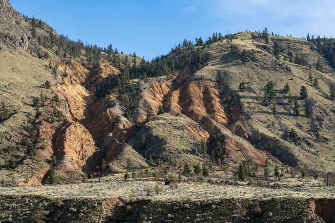 Kamloops Formations