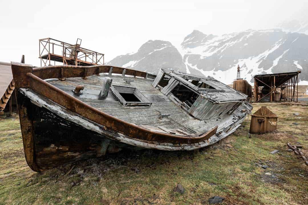 Old Boat Grytviken