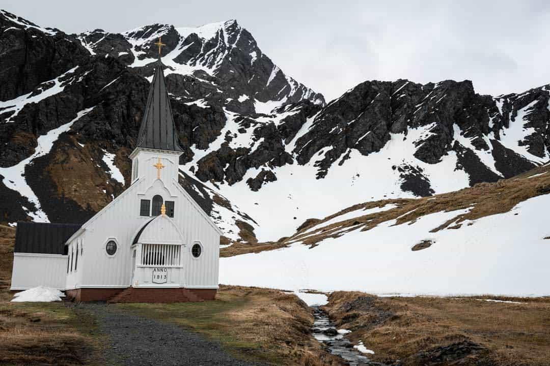 Church Grytviken South Georgia