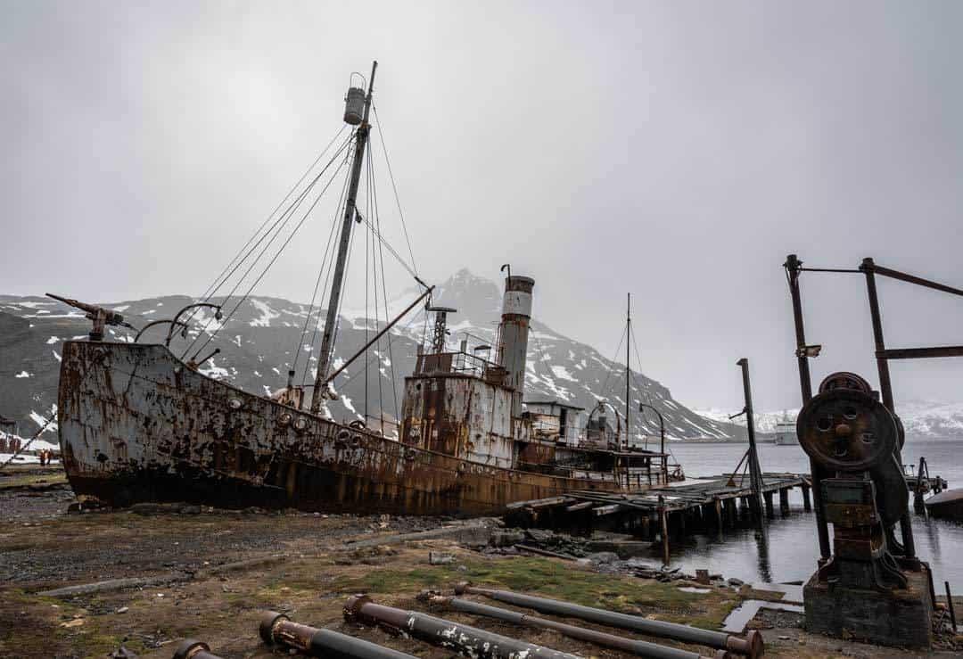 Old Ship Grytviken