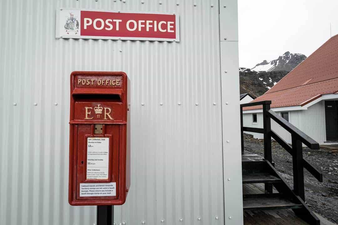 South Georgia Post Office
