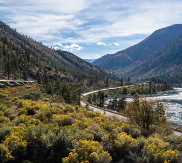 What It's Like On Rocky Mountaineer's First Passage to the West