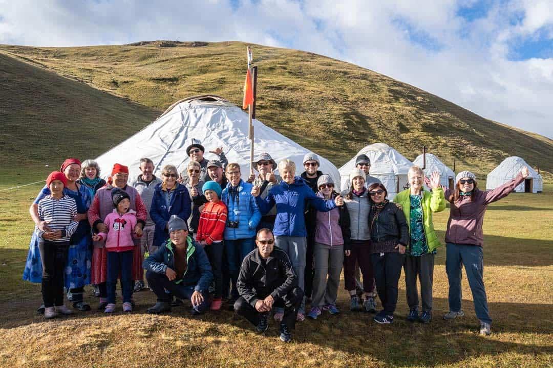 Kyrgyzstan Tour Group