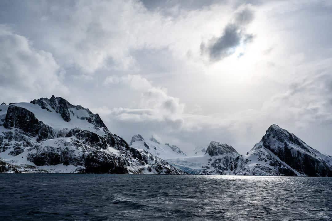 Drygalski Fjord
