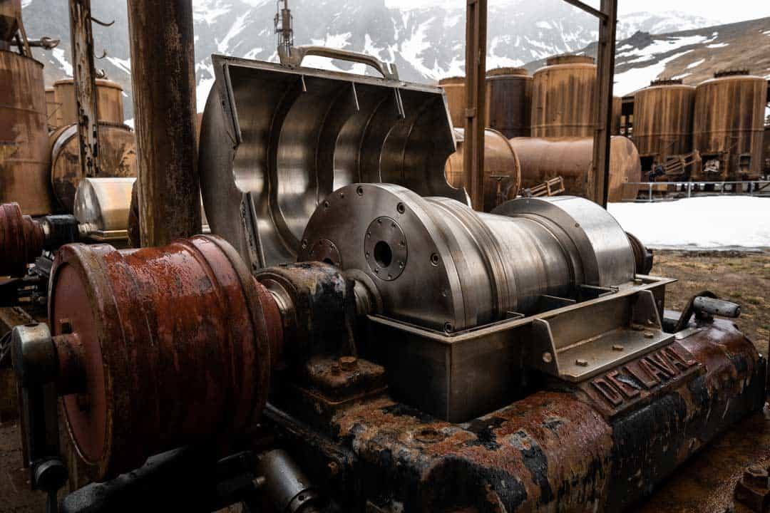 Spinning Rotor