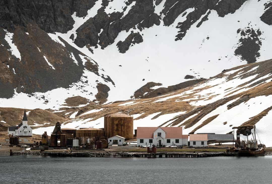 Grytviken Falklands War