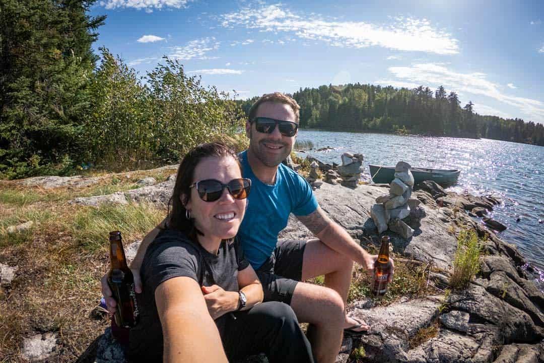 Manitoba Lake