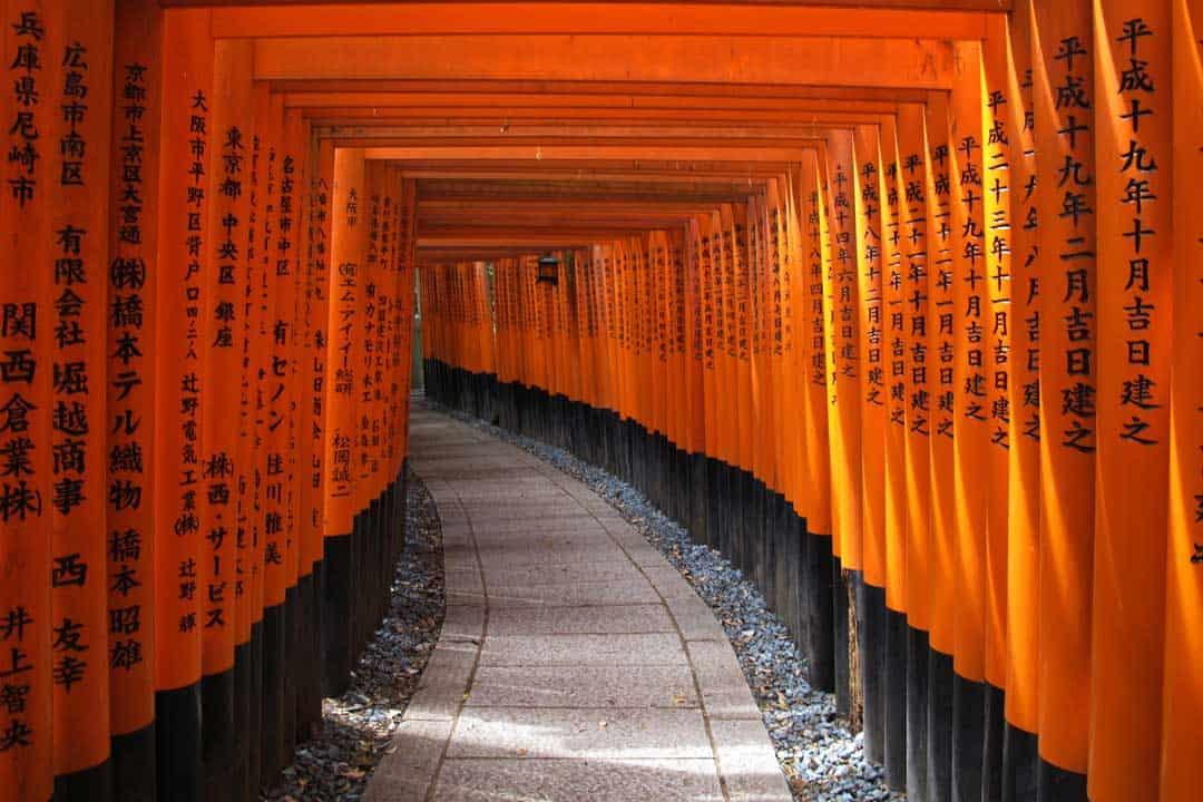 Fushimi Inari Taisha Shrine, Japan, Kyoto, Things To Do In Kyoto
