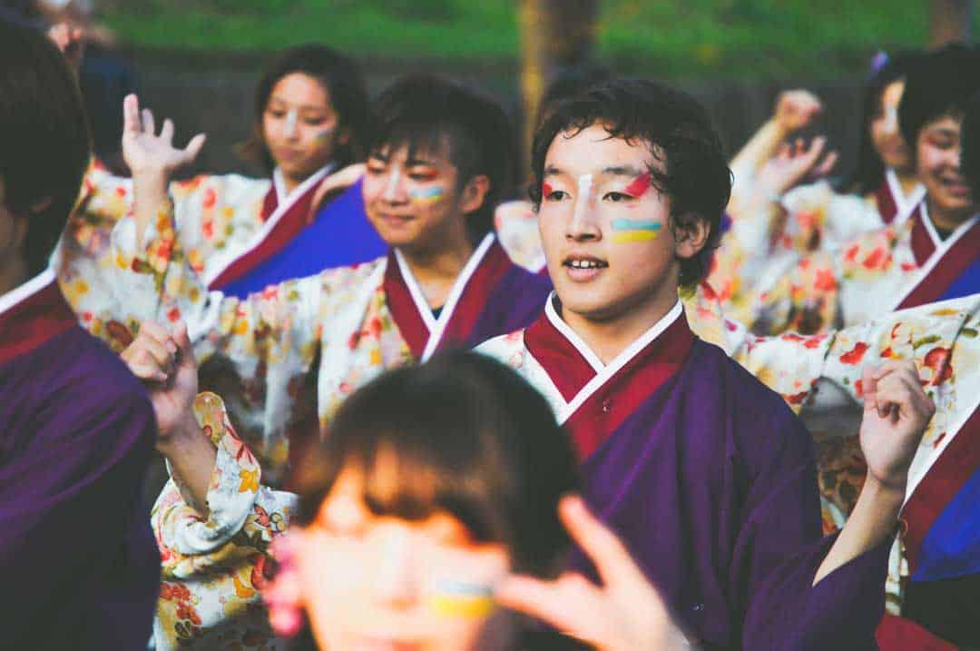 Festival, Japan, Kyoto