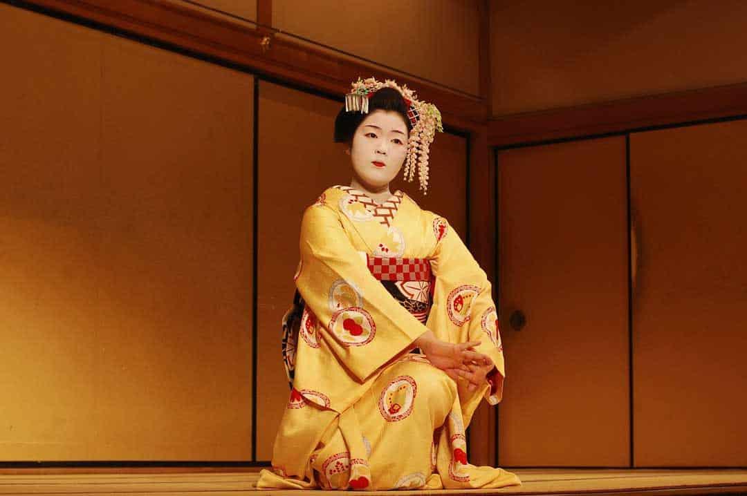 Actor, Performer, Kabuki Theater, Tokyo, Japan