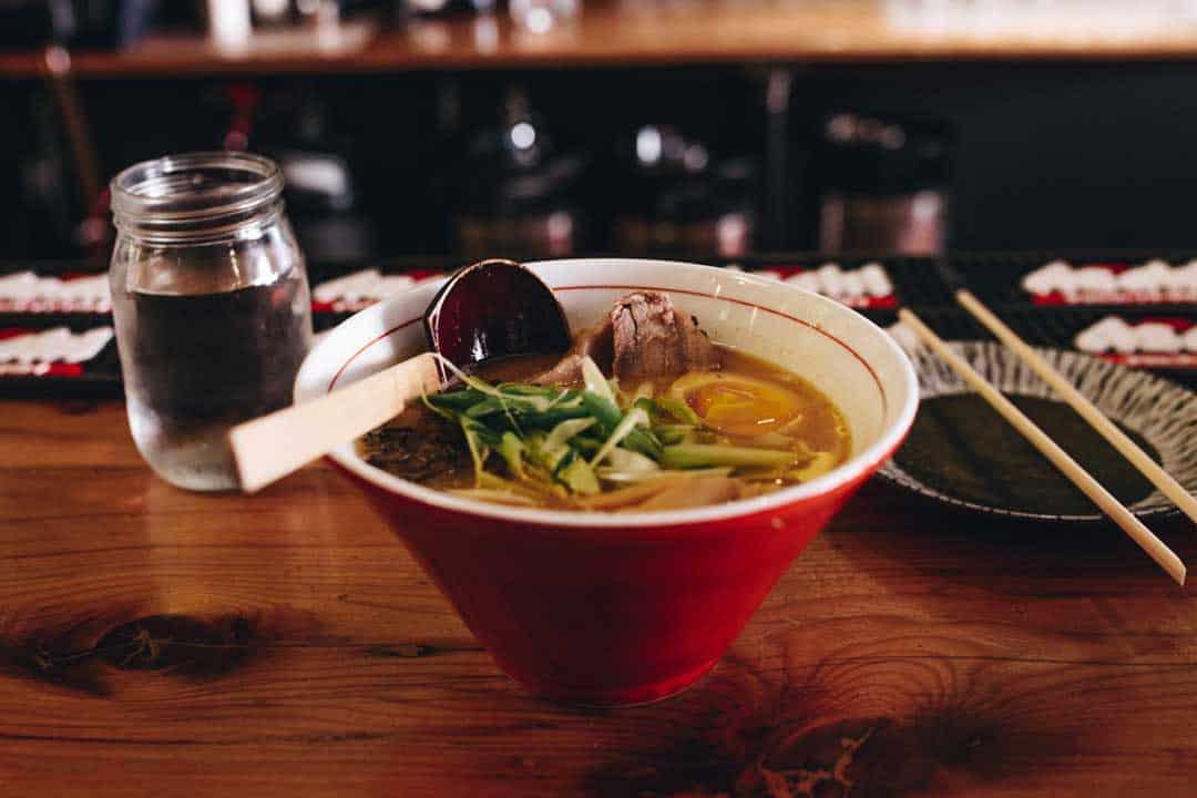 Ramen, Japan, Japanese Cuisine, Bowl Of Ramen, Hokaido, Sapporo