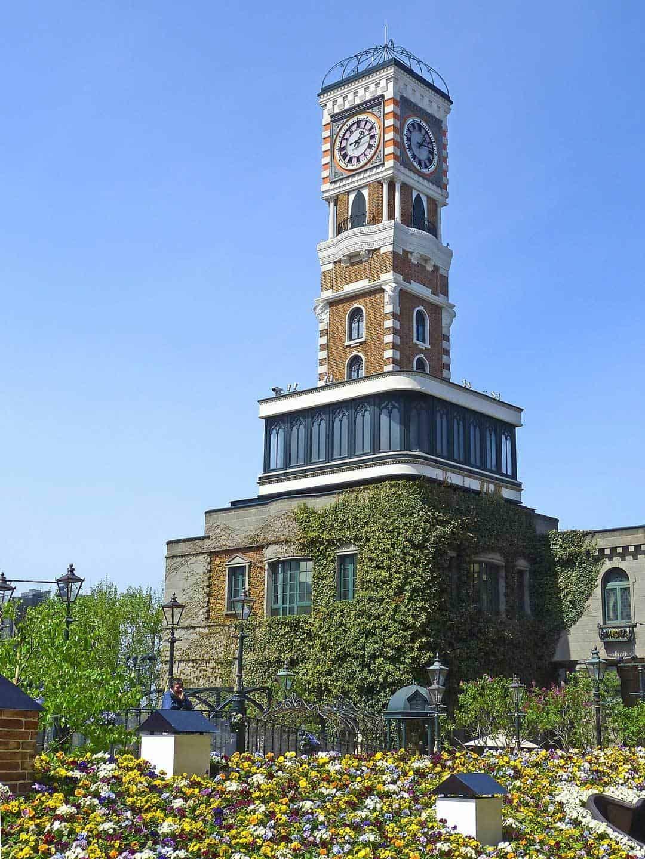 Sapporo Clock Tower, Japan