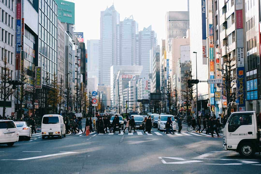 Tokyo, Places To Visit In Japan