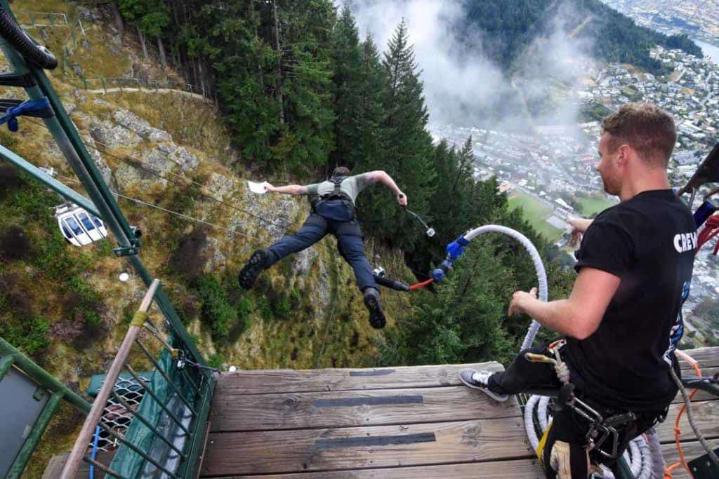 Queenstown Ledge Bungy