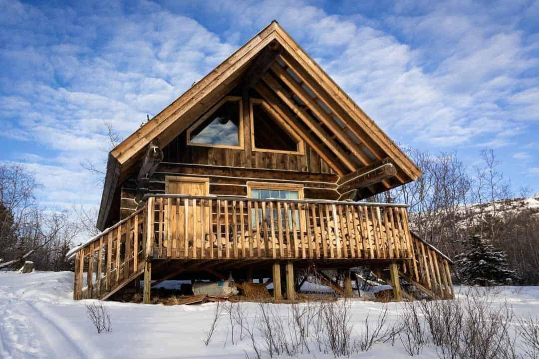 Aurora Cabin Sky High
