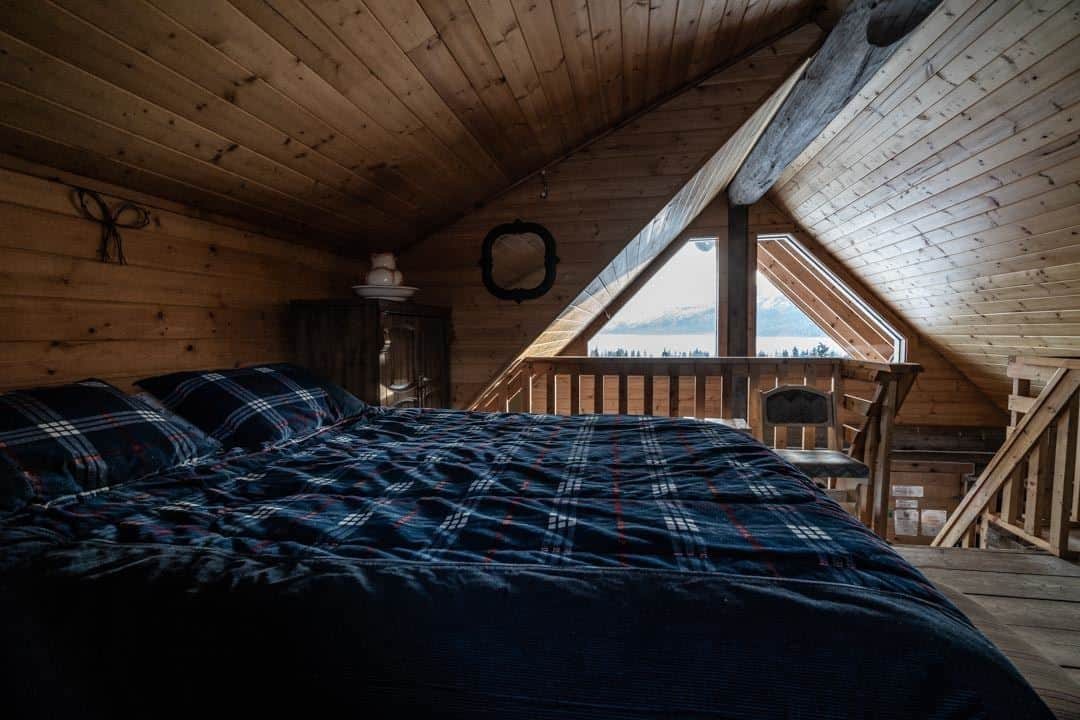 Loft Aurora Cabin