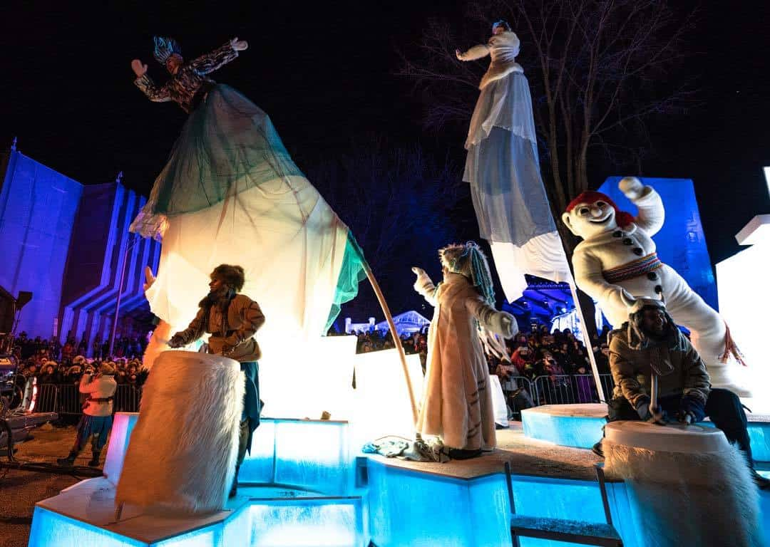 Winter Carnival De Quebec