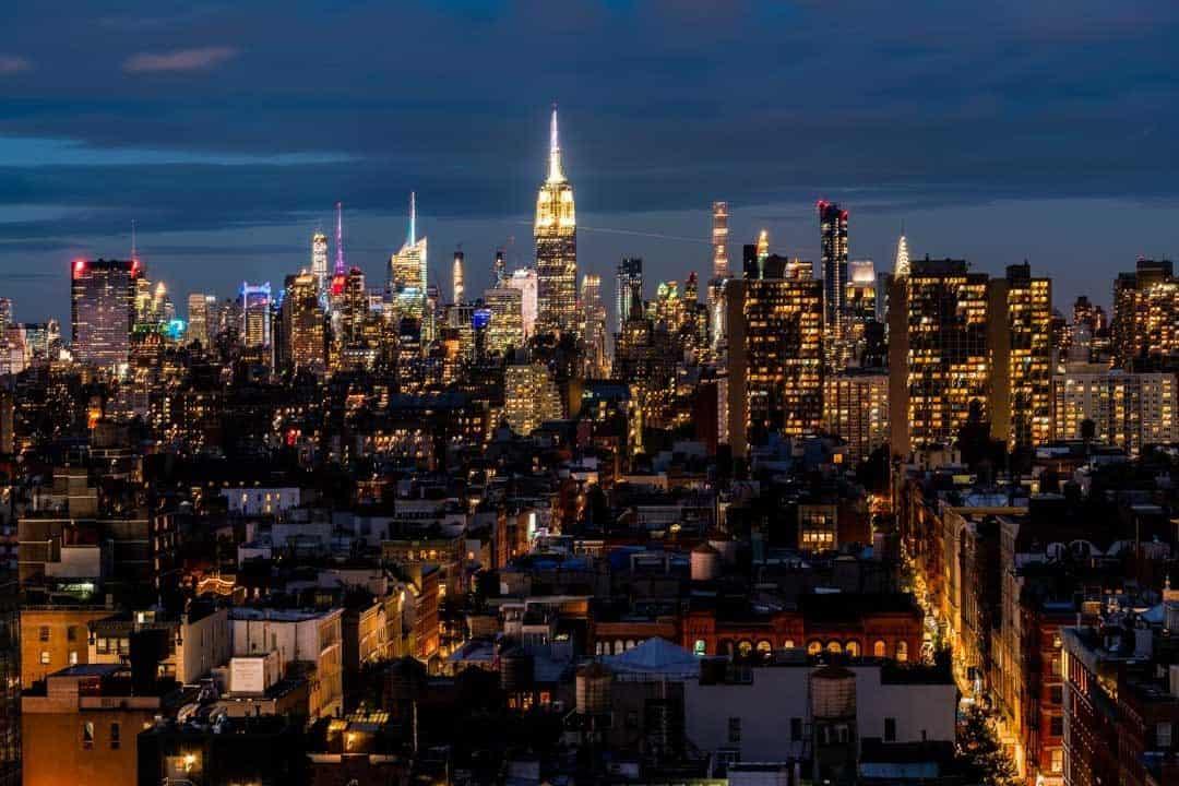 Sheraton Tribeca Rooftop Views