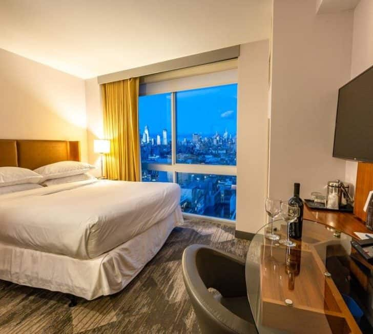 Sheraton Tribeca New York Hotel Review