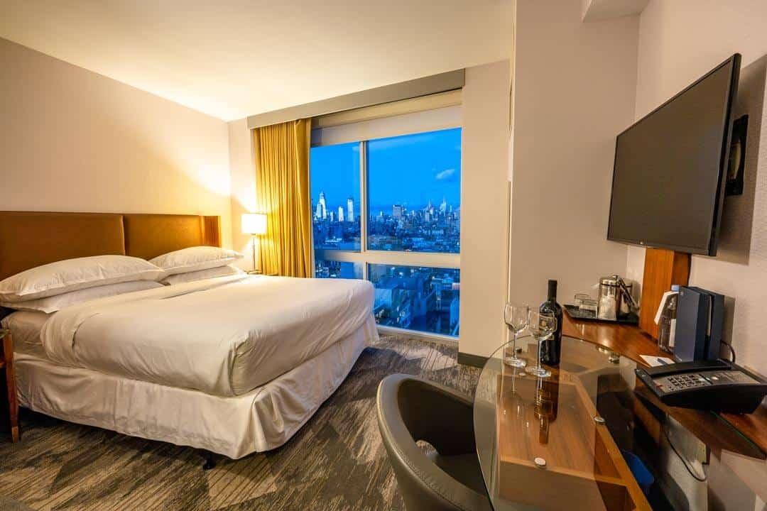 Sheraton Tribeca Hotel Review