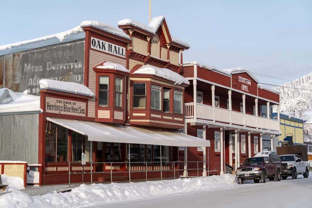 What do Do in Dawson City