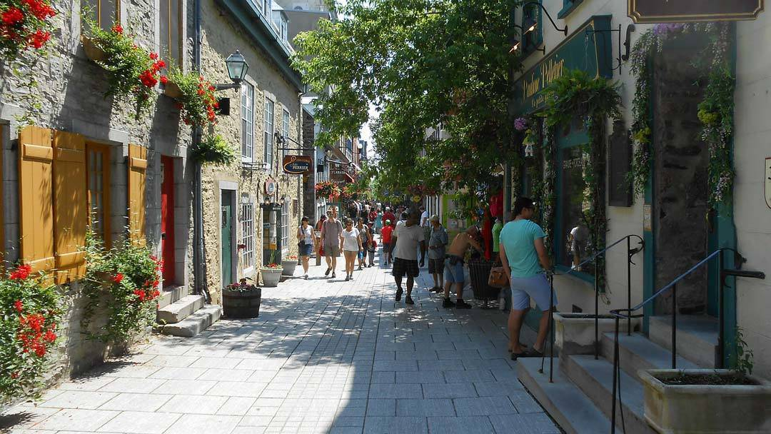 Old Quebec City Pixabay