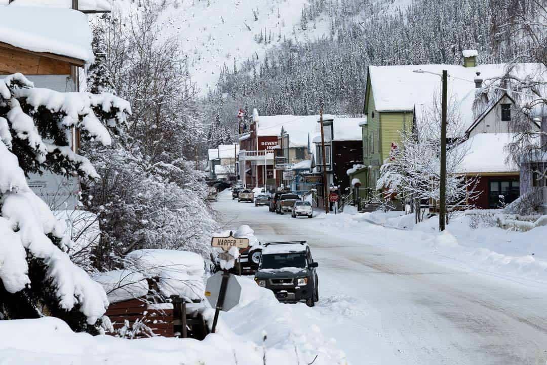 Things to do in Dawson City Yukon