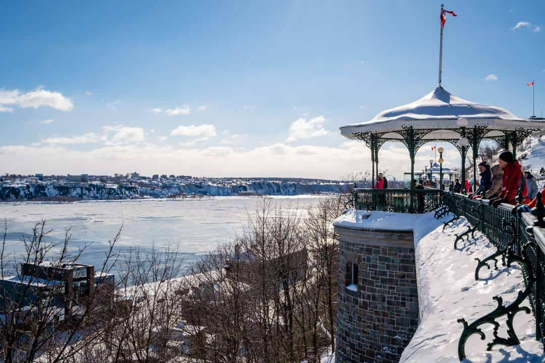 Dufferin Terrace Quebec City