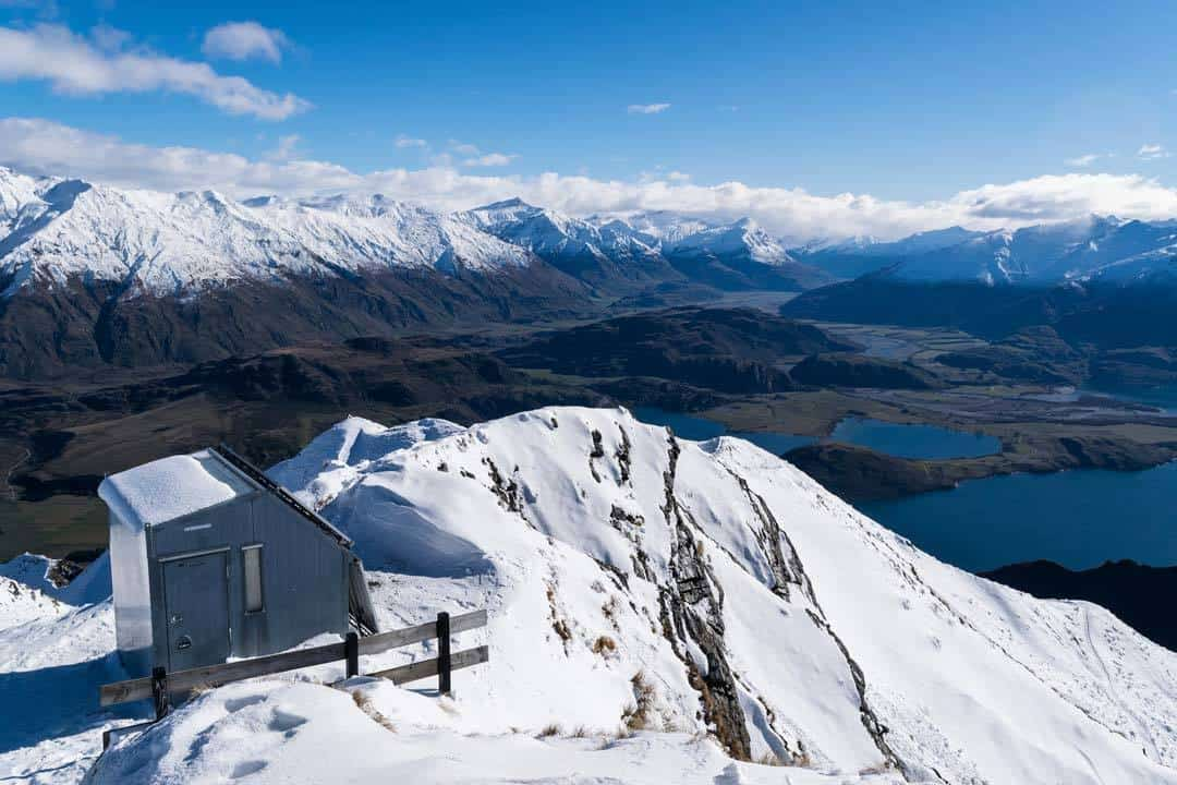 Roy's Peak Winter What To Do In Wanaka