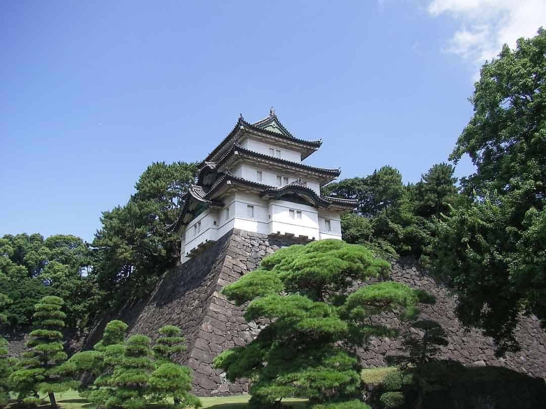 The Imperial Palace, Japan