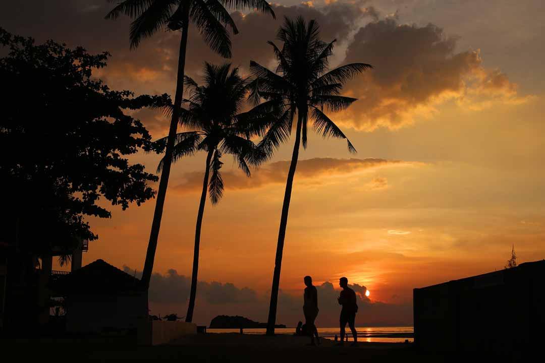 Koh Lanta, Sunset, Thailand