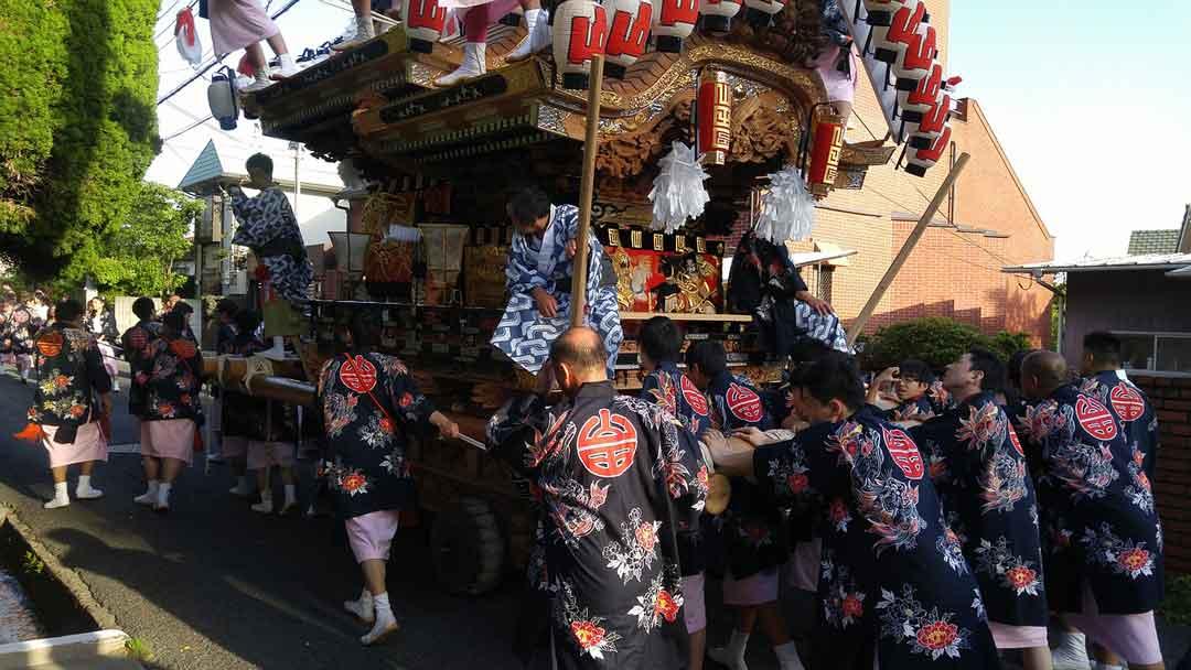 Matsuri Festival, Japan