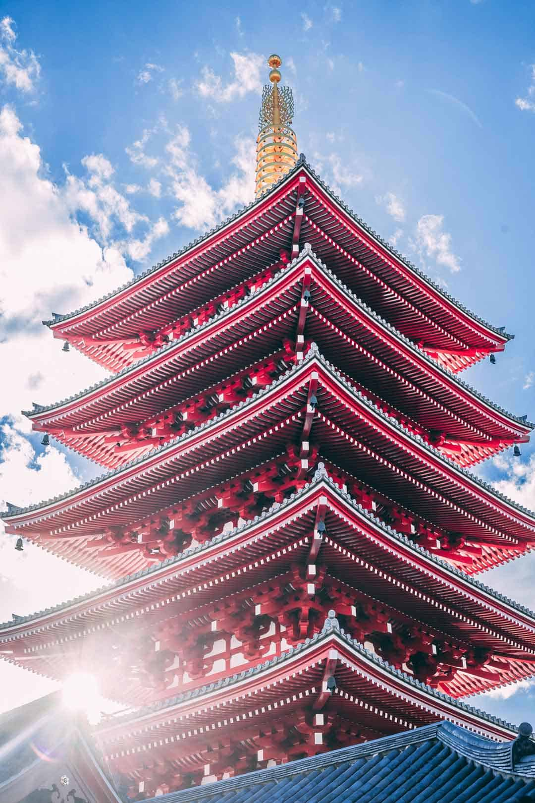 Sensoji Temple, Japan, Things To Do In Japan