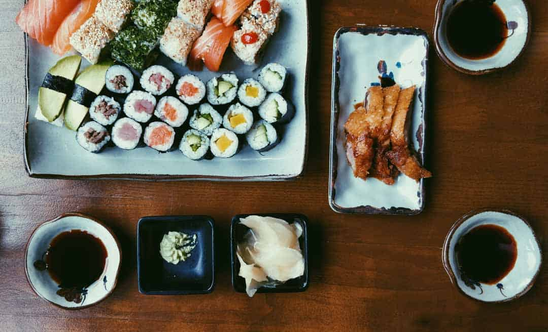 Sushi, Japan, Authentic