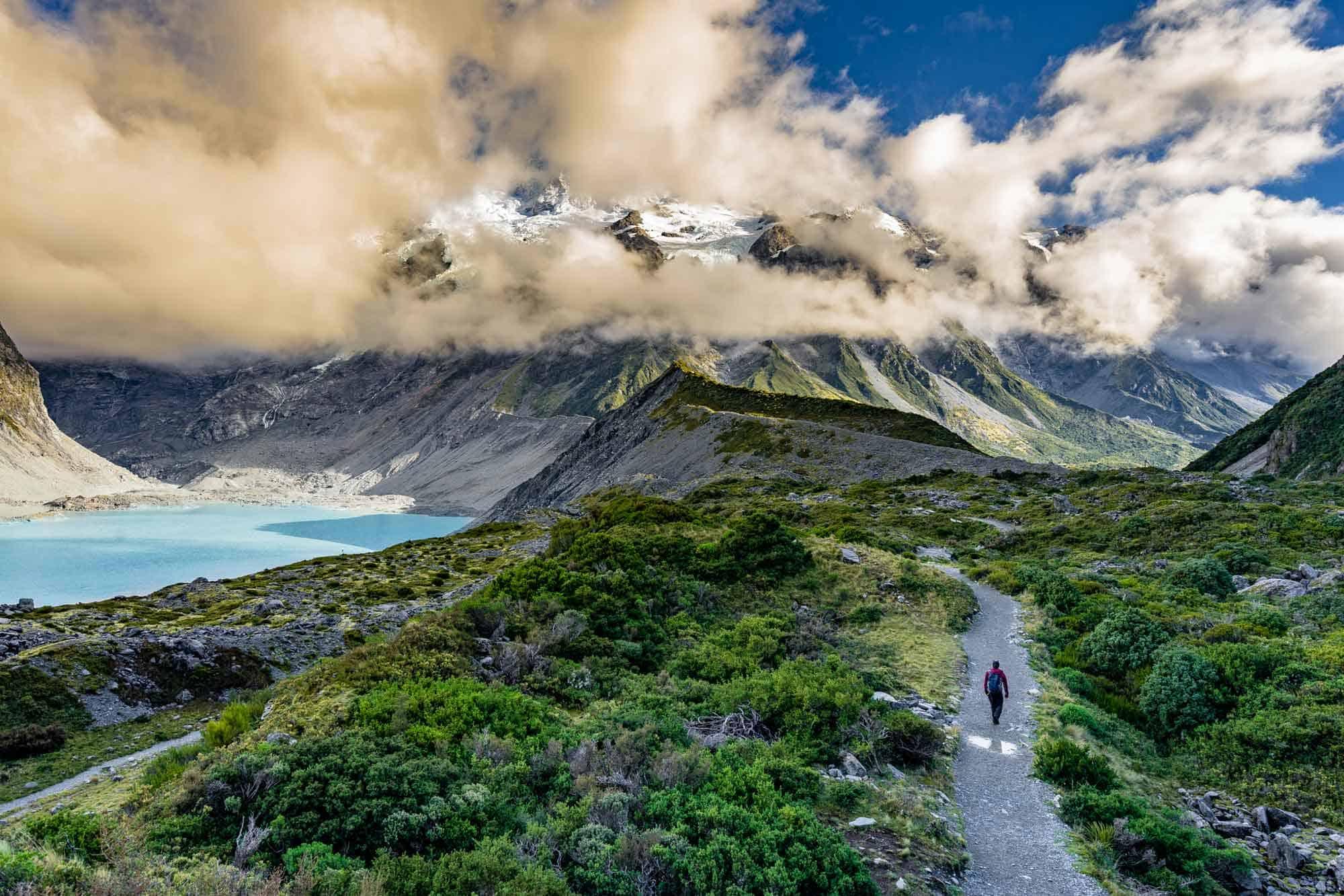 Hiking In New Zealand Trekking Guide