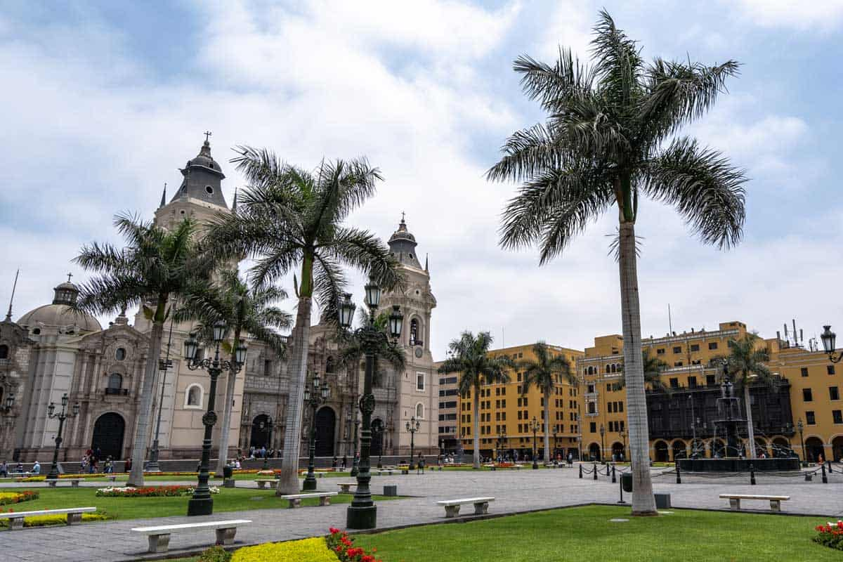 Plaza De Armas Things To Do In Lima