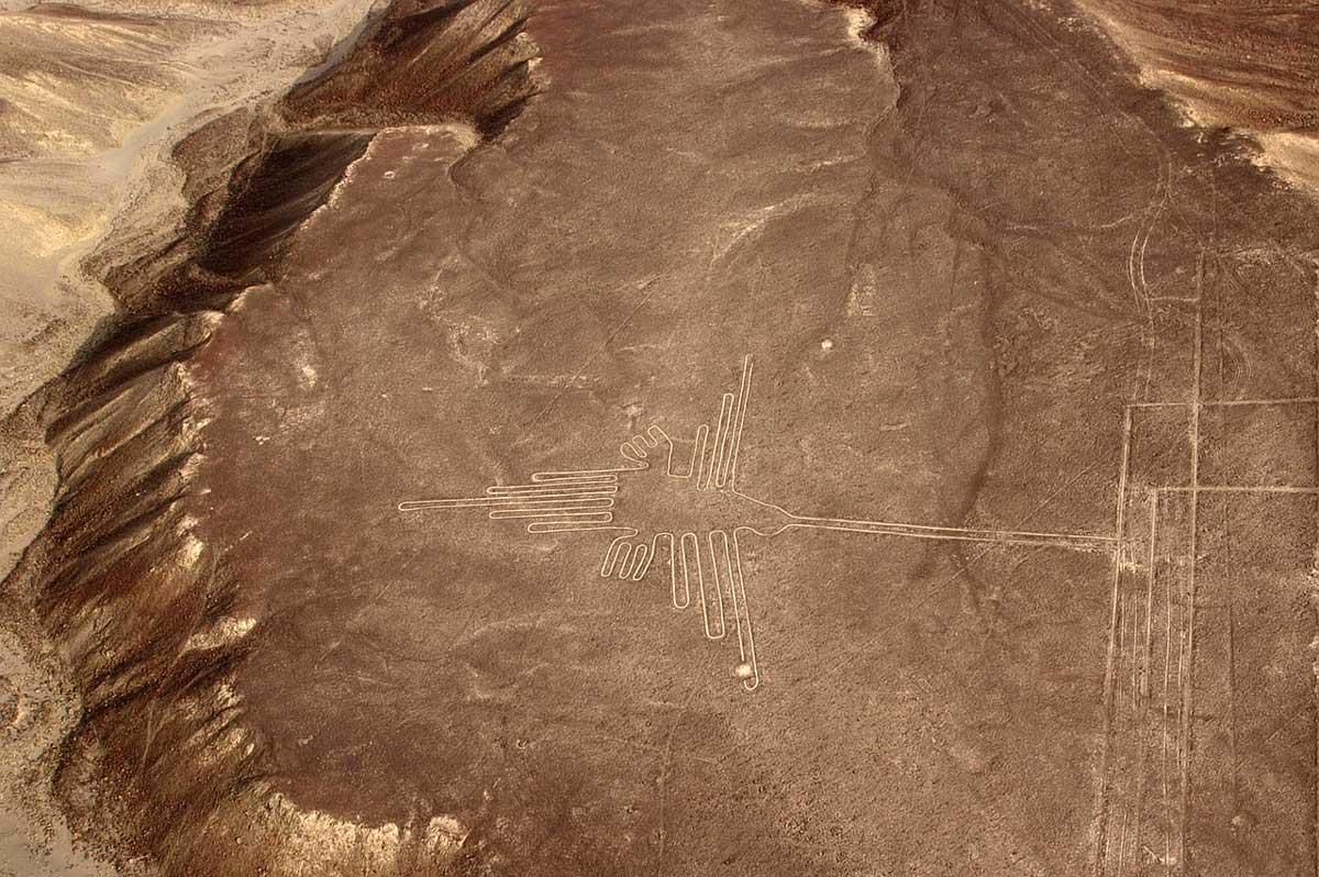 Nazca Lines Pixabay