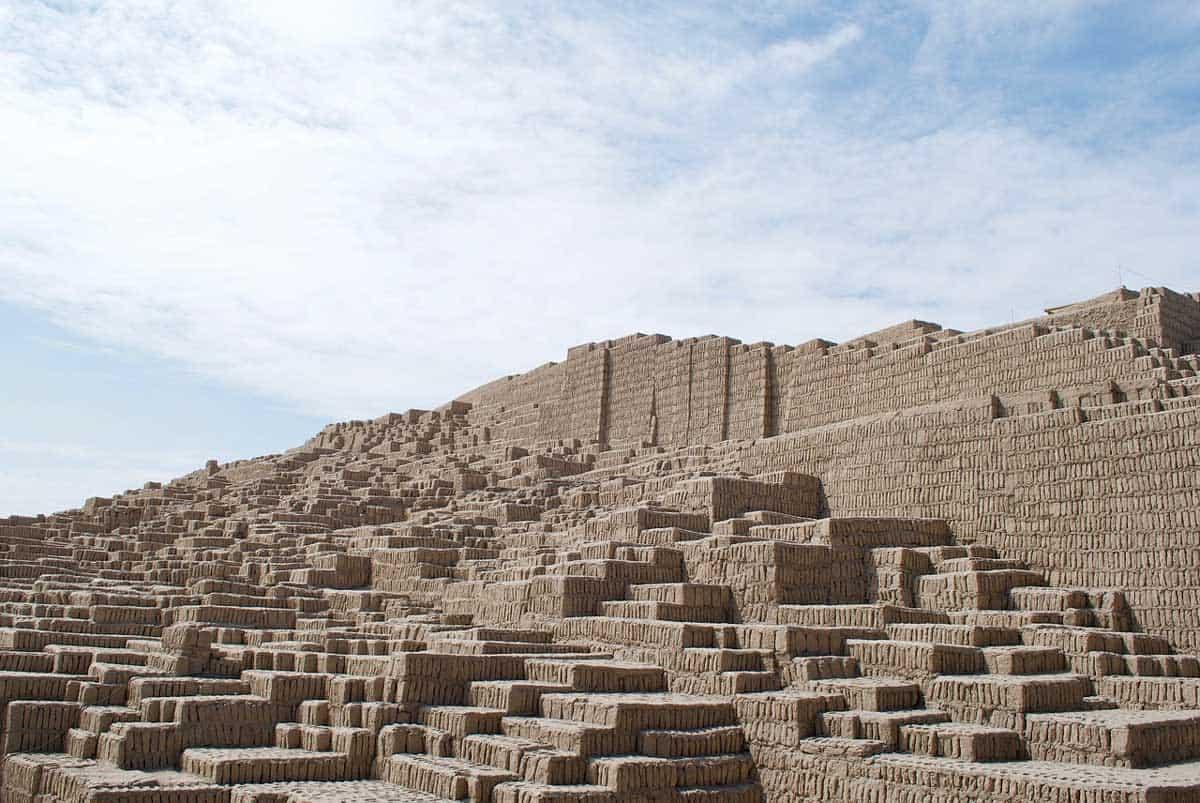 Pachacmac Ruins Lima Pixabay