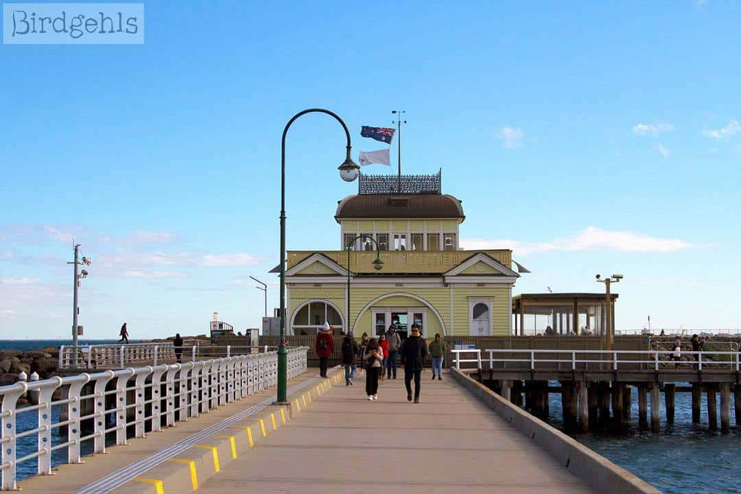 St Kilda Pier 3 Days in Melbourne
