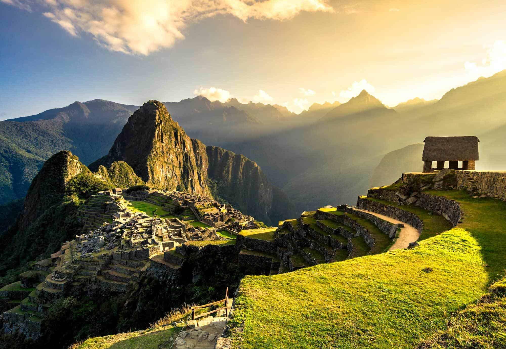 Backpacking Peru