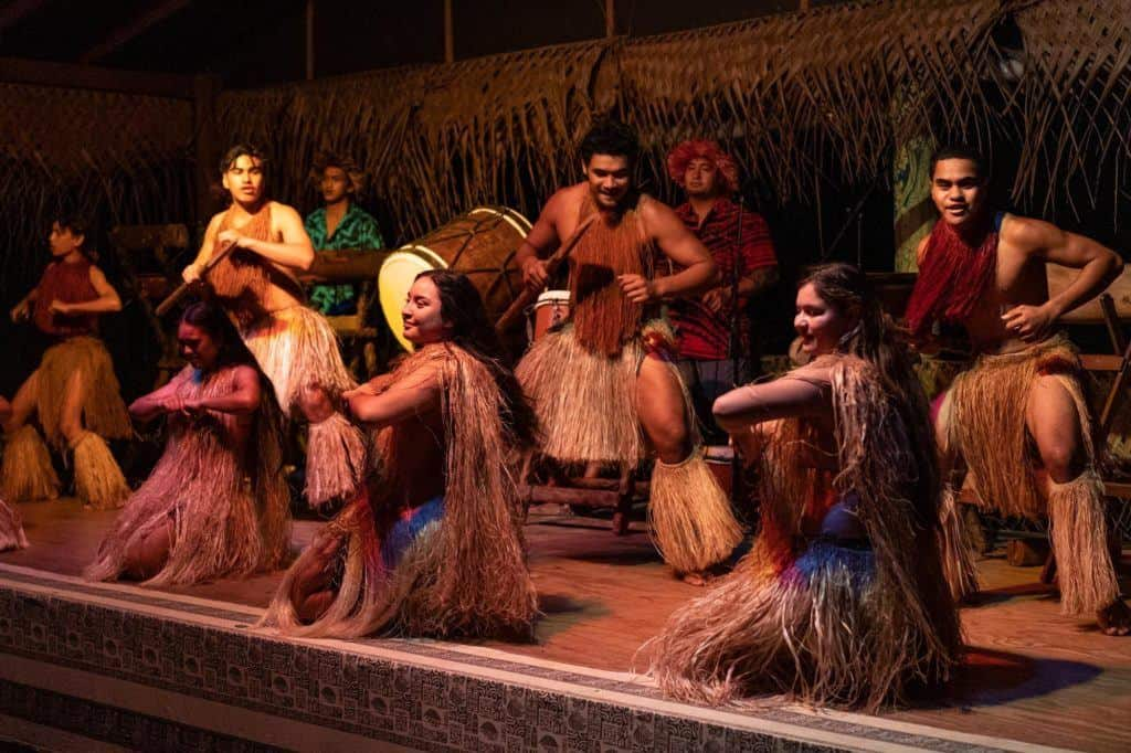 Highland Paradise Cultural Show