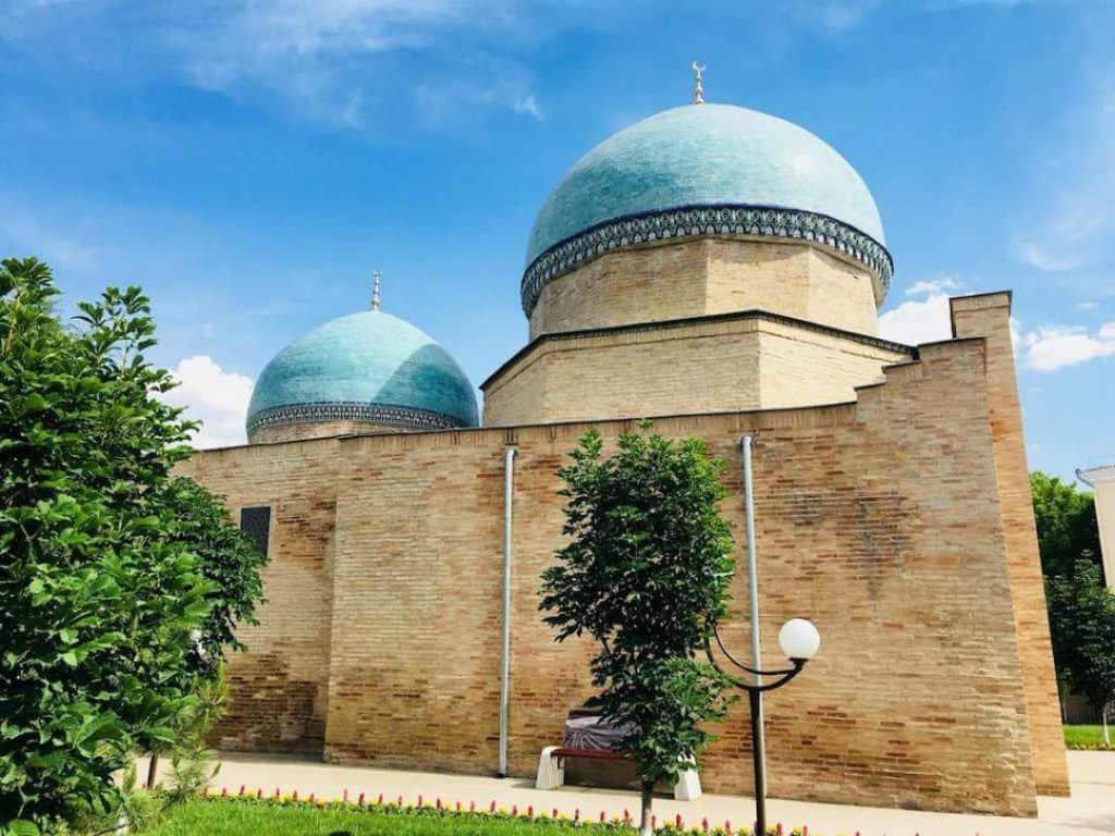 Sheikour Mausoleum Tashkent
