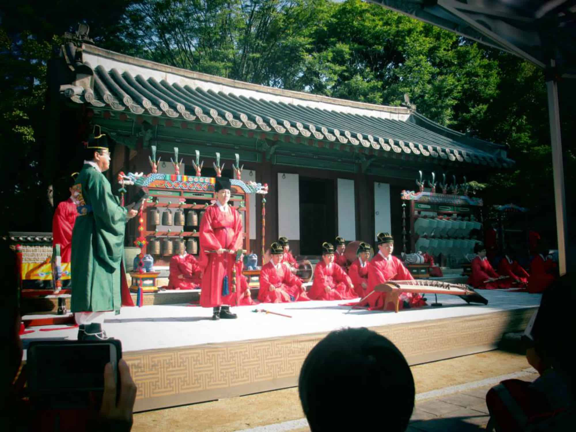 Jongmyo Seoul