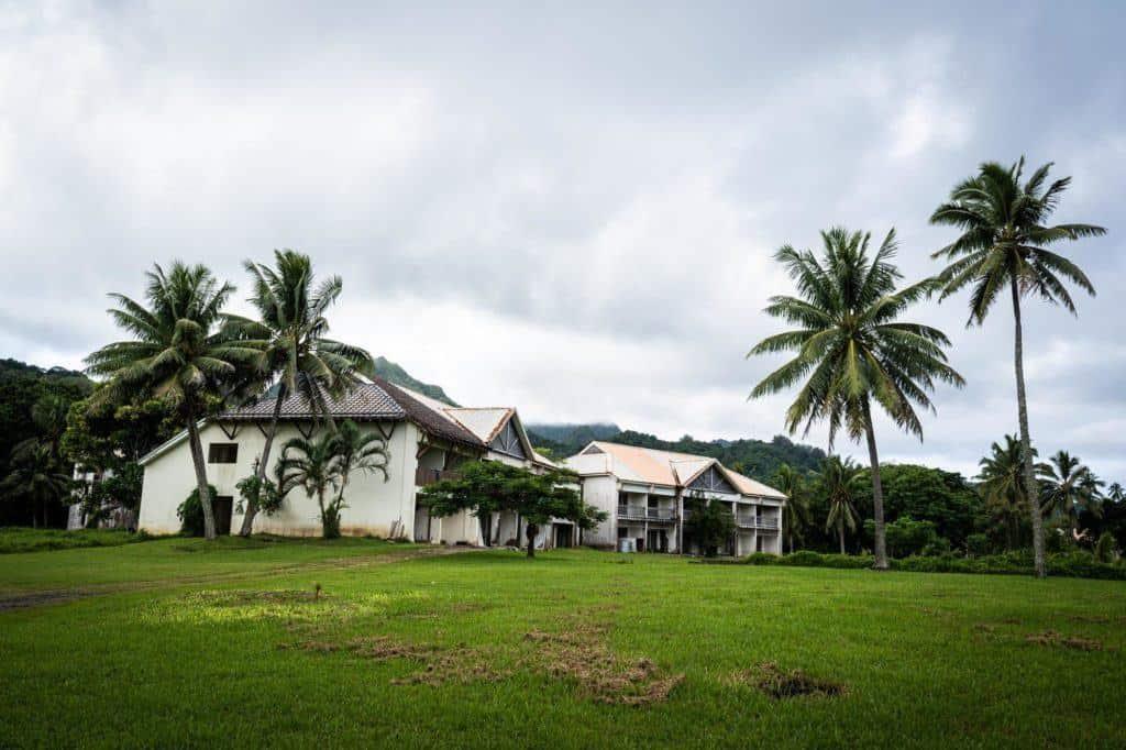 Sheraton Hotel Rarotonga