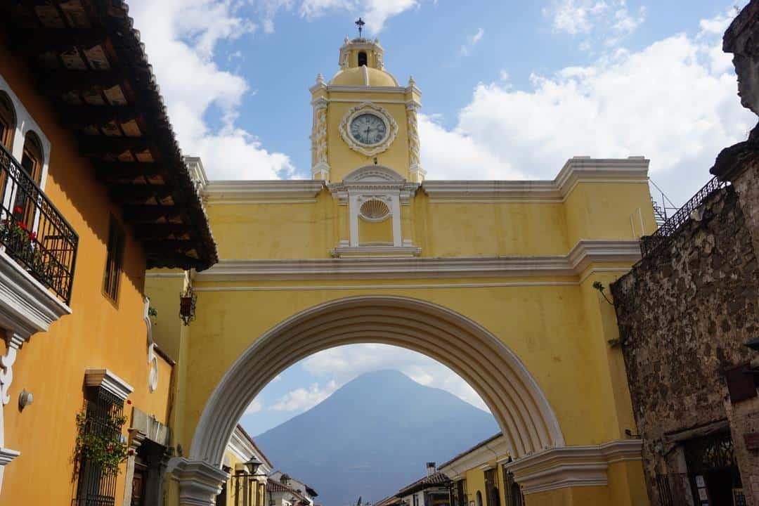Antigua Santa Catalina Arch