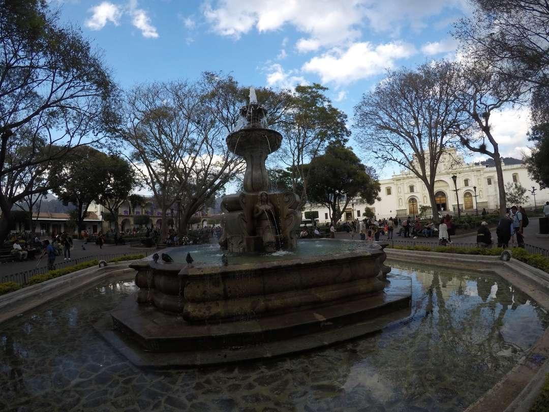 Antigua Central Park