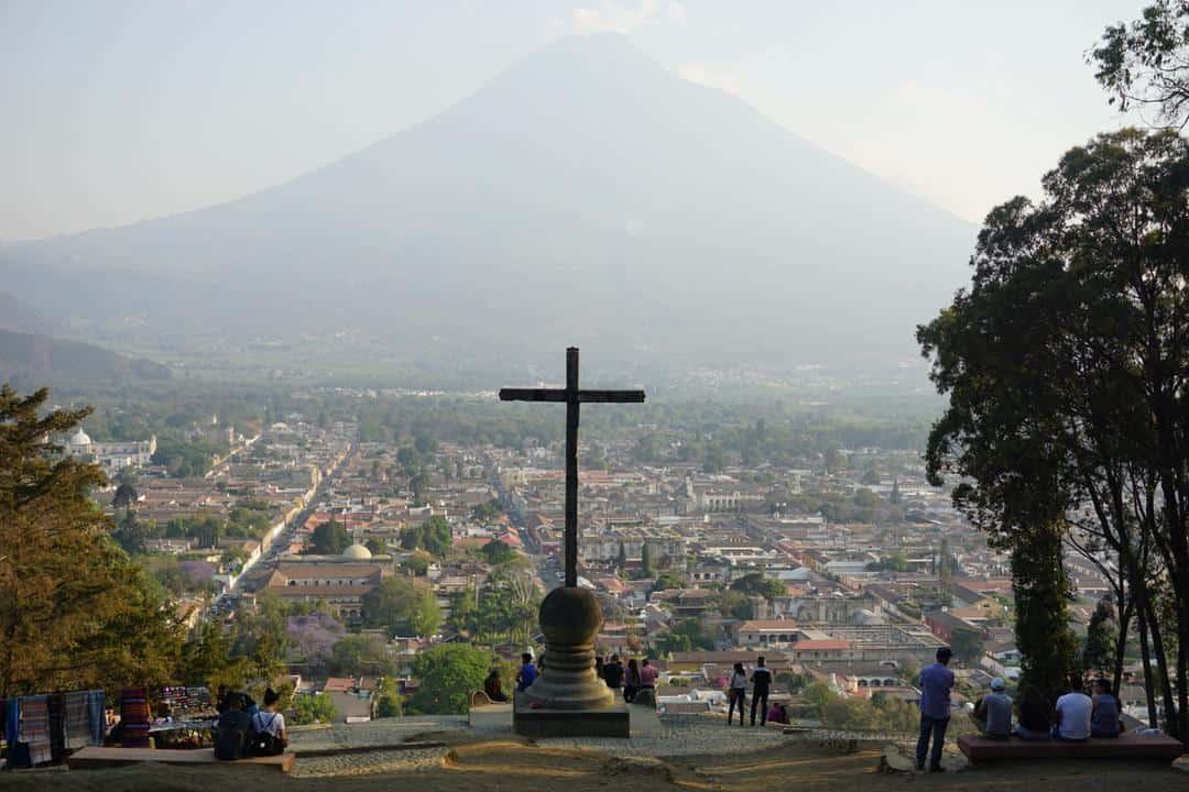 Antigua Cross