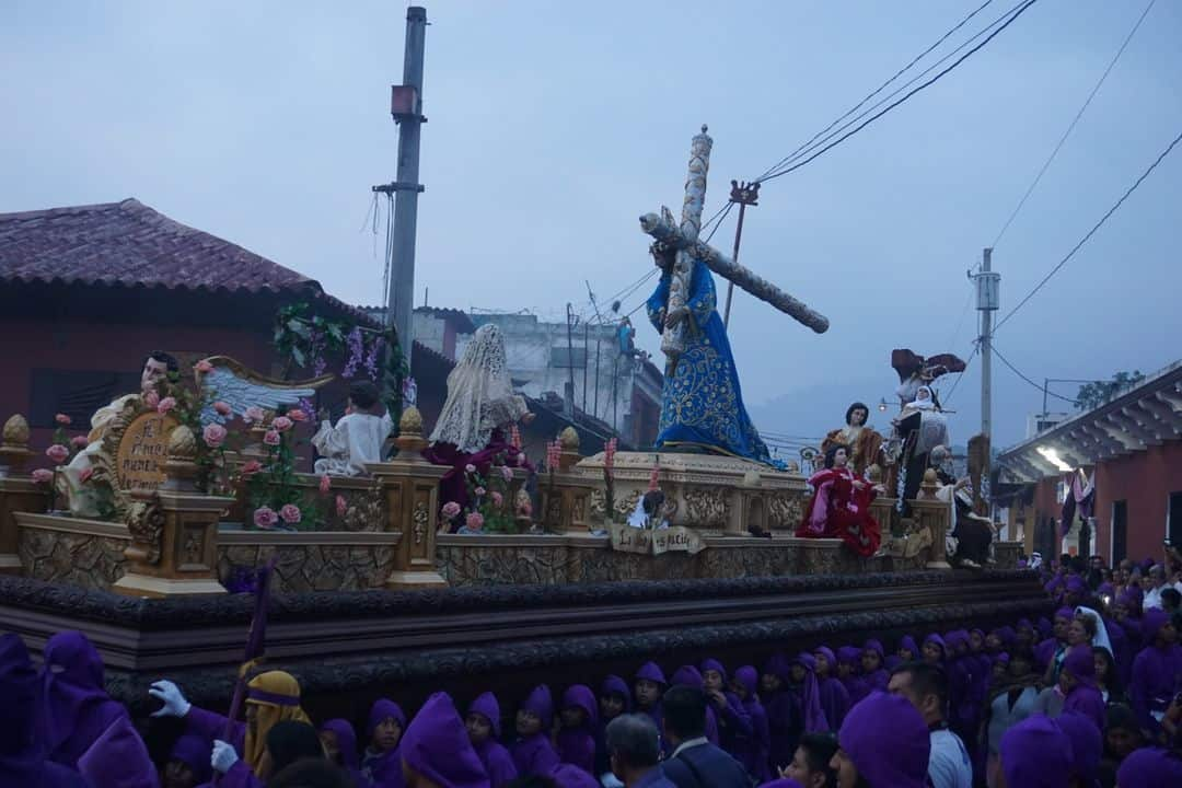 Antigua Holy Week What To Do In Antigua