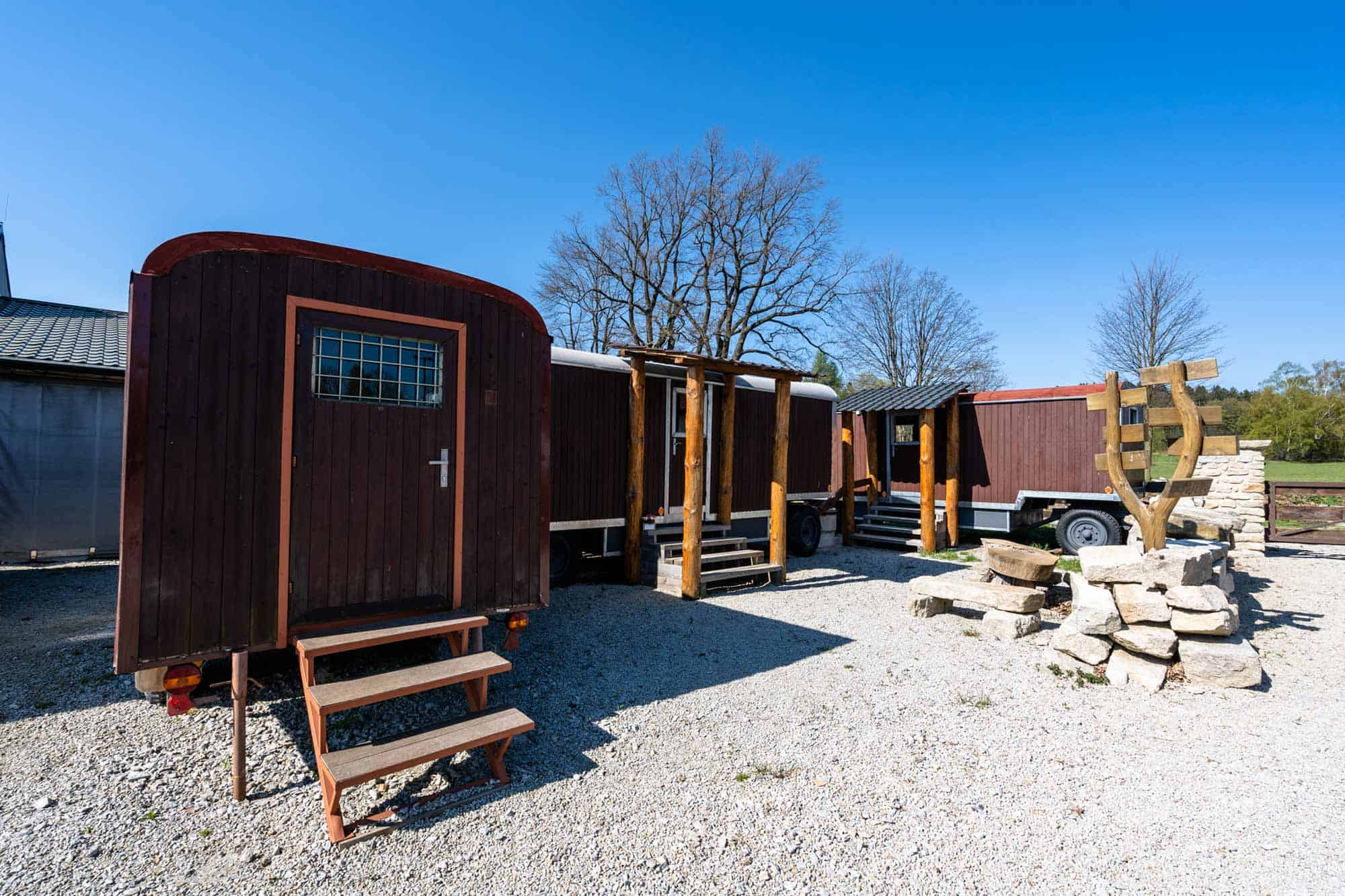 Accommodation Alpaka Farm