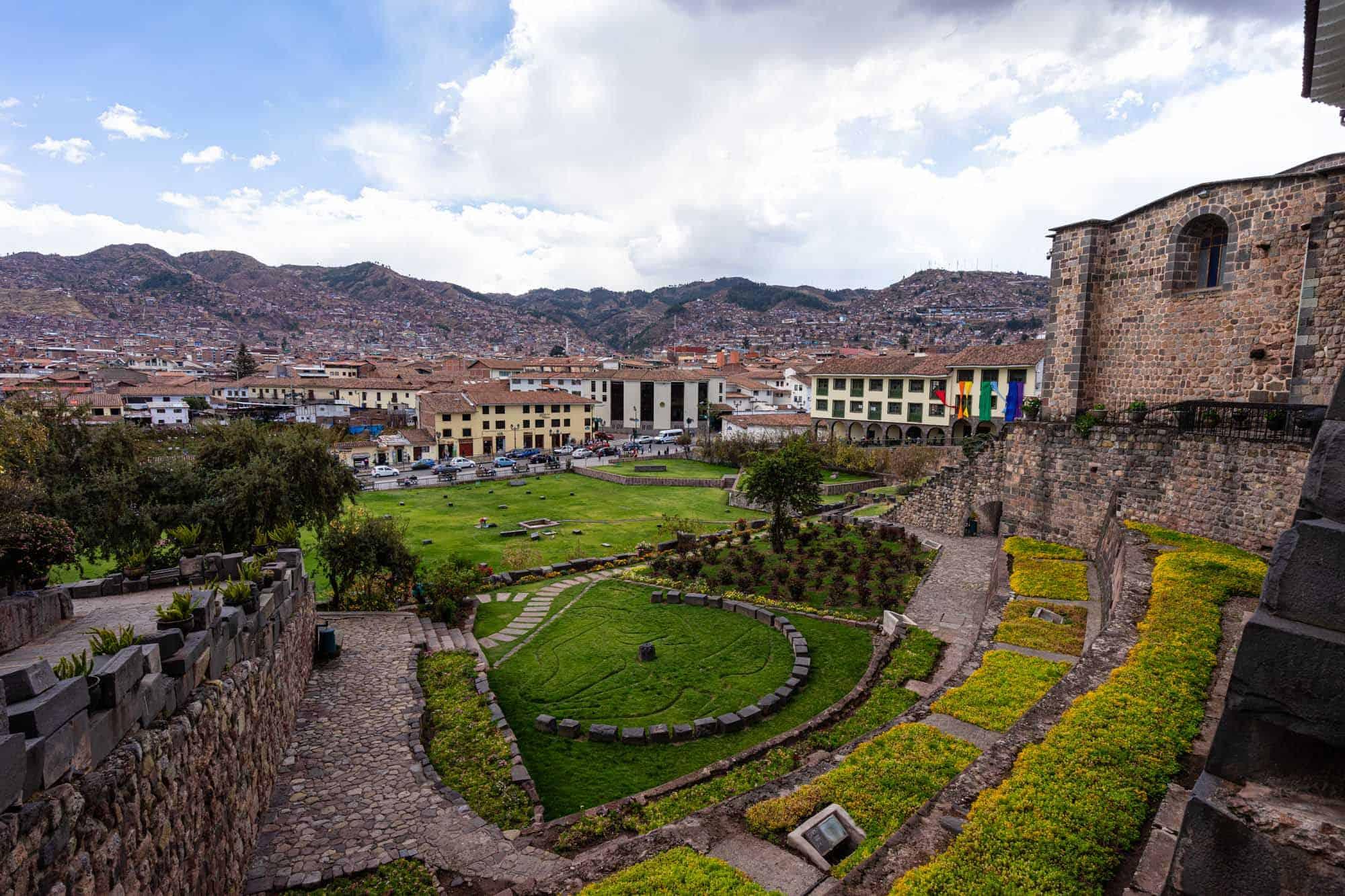 Gardens Cusco